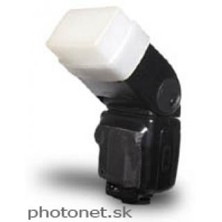 Canon 320EX difúzor biely