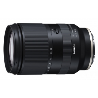 Tamron 28-200mm f/2.8-5.6 Di III RXD pre Sony E