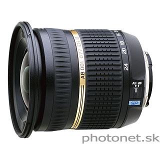 Tamron SP AF 10-24mm f/3.5-4.5 Di II LD pre Canon