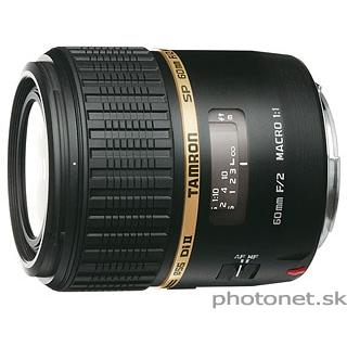 Tamron SP AF 60mm f/2 Di-II LD Macro pre Canon
