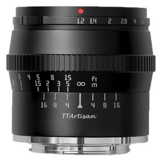 TTArtisan 50mm f/1.2 Fujifilm X